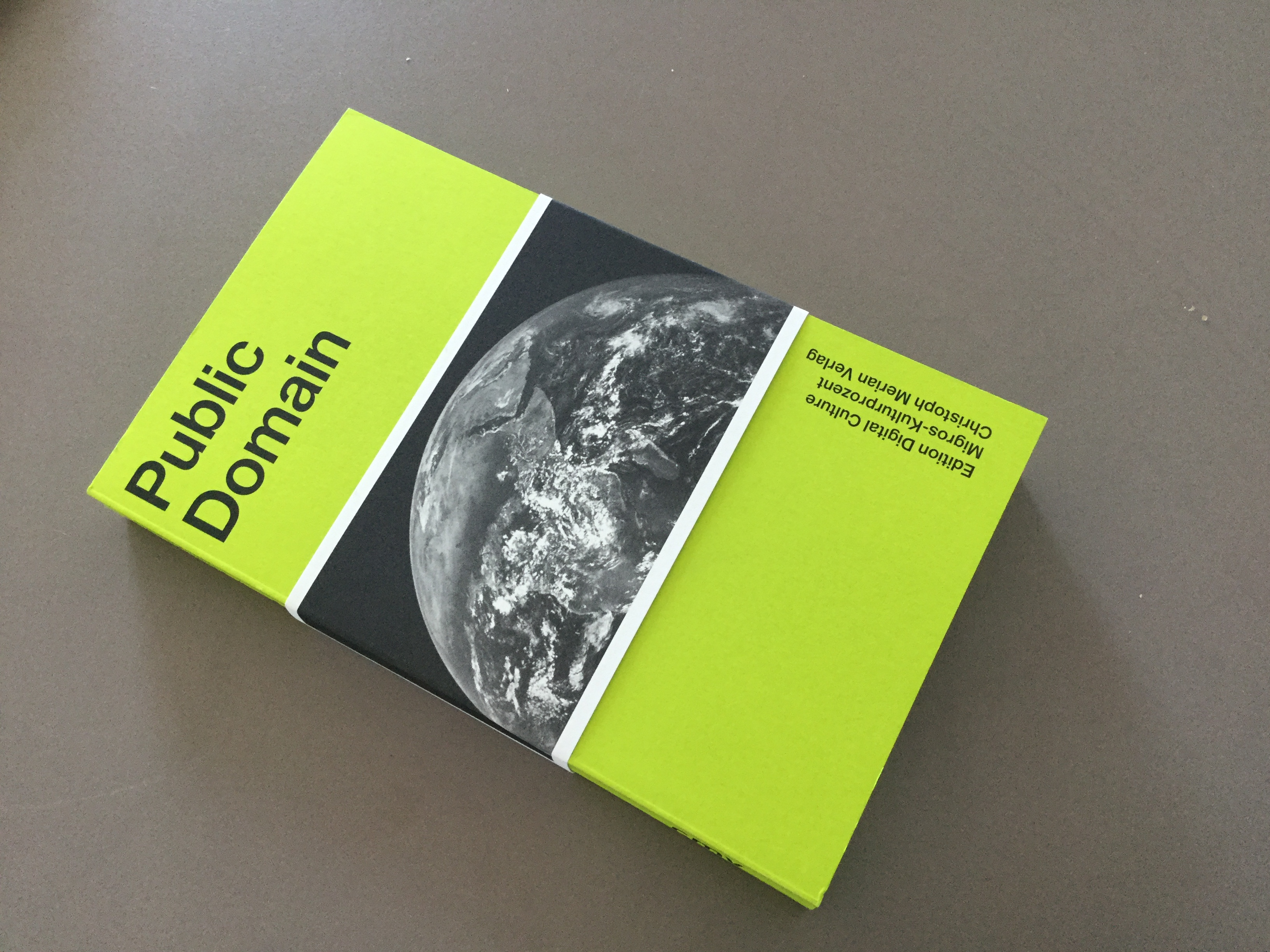 Cover Public Domain Buch